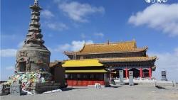 五台山景点-演教寺