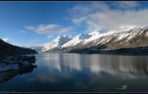 【然乌图片】春天的藏东南 (四)然乌湖