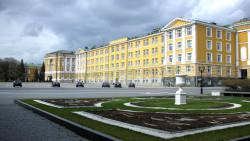 莫斯科景点-克里姆林宫(The Moscow Kremlin)