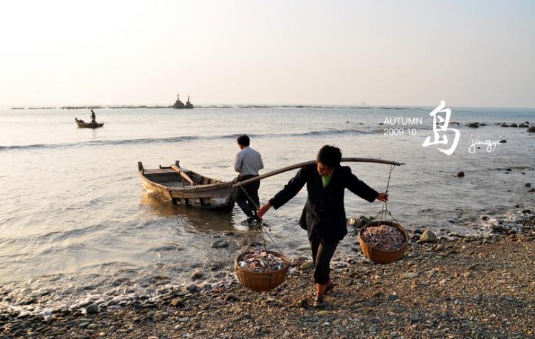 海岛风情——神秘小岛【灵山岛】,吃喝玩乐在【青岛】