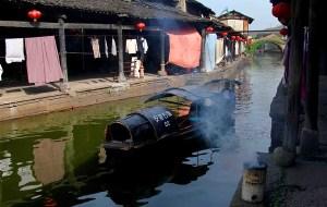 【安昌图片】渐渐消失中的安昌古镇
