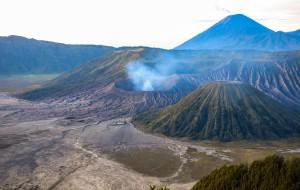 【中爪哇图片】【向着那滚滚浓烟和炽热火焰】印尼火山行(bromo+ijen+日惹)