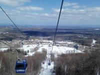 万达长白山滑雪度假区