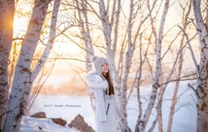 【克什克腾旗图片】冬季牧歌——雪原深处,见之不忘,思之如狂。
