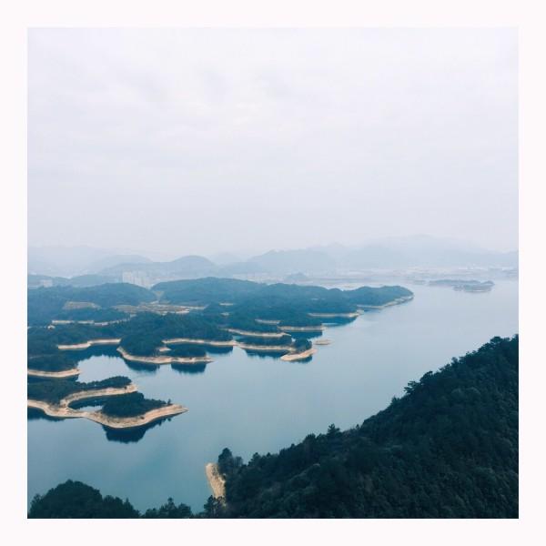 千岛湖-黄山尖,天池岛,密山岛