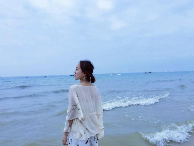 北海&涠洲岛   「出发吧,去你的旅行」一片静谧的大海
