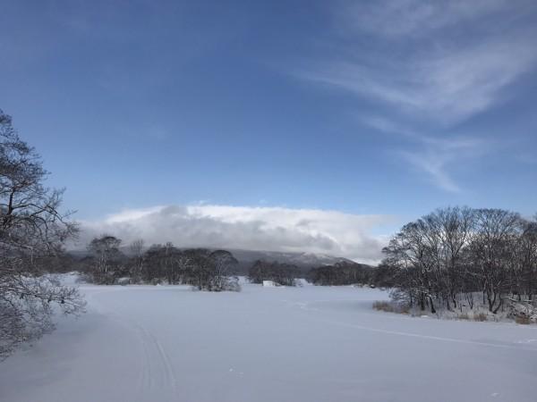 【北国之约】2017年冬·一个人的北海道