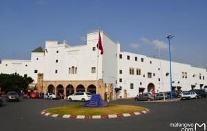 【摩洛哥图片】北非摩洛哥掠影—行走在卡萨布兰卡