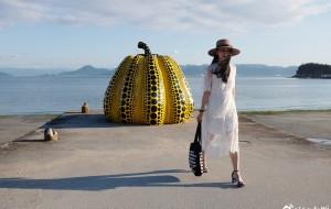 【四国图片】【四国|濑户内艺术之旅】跑向黄南瓜出发吧(328图直岛、丰岛、小豆岛、高松)