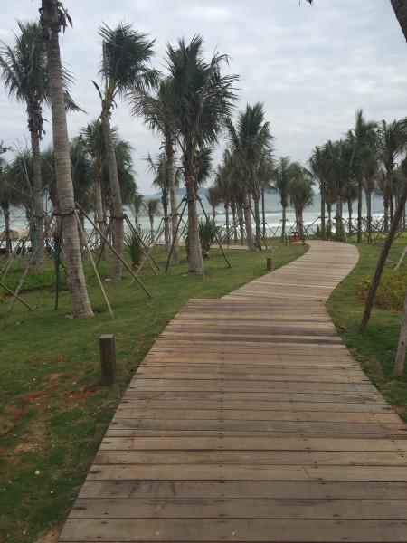 海棠湾红树林度假酒店—超七星级酒店体验