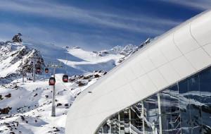奥地利娱乐-皮茨河谷冰川滑雪场
