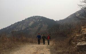 【费县图片】我喜欢就出发——蒙山黄崮~尖崮攀爬穿越