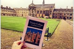 牛津 PK 剑桥,让时间在这里静止....