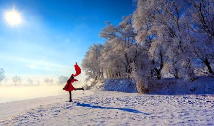 【雪遇轻户外】吉林雾凇岛 一日游