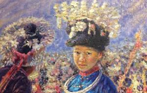 【贵阳图片】中华艺术宫(六 )多彩和鸣 -- 大山的节日②