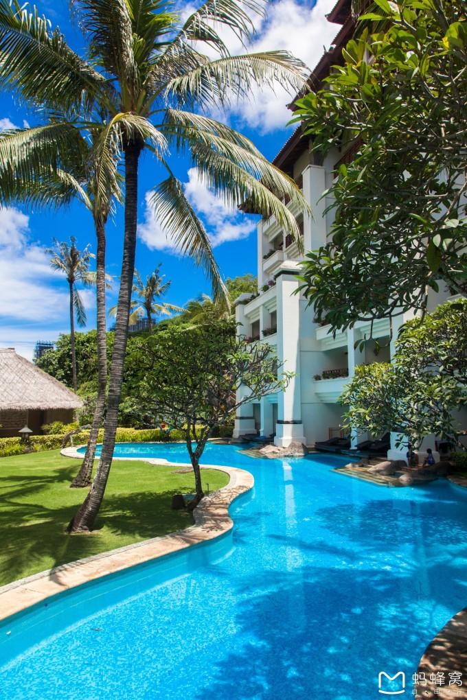 巴厘岛努沙杜瓦万怡度假酒店