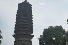 900年源影寺塔游记