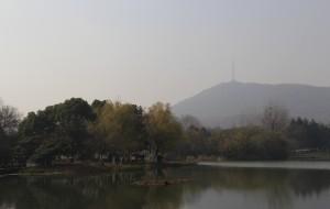【合肥图片】秋游大蜀山麓