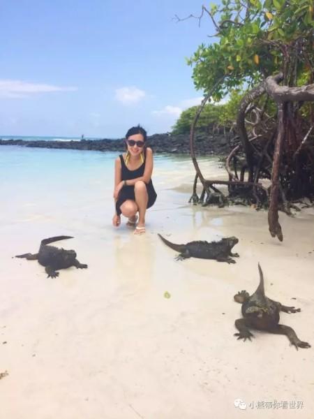 达尔文与上帝相遇的地方---加拉帕戈斯群岛--群岛游记