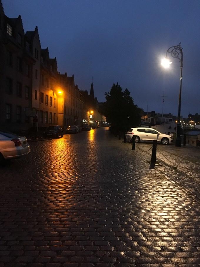 爱丁堡生活体验周记