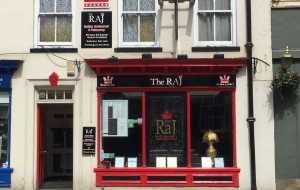 约克美食-The Raj