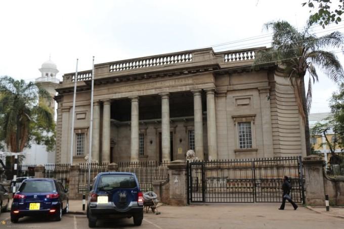 政府大楼 欧式风格