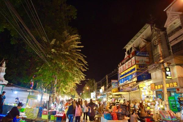带上麻麻去旅行之泰国清迈象岛曼谷三地自由行