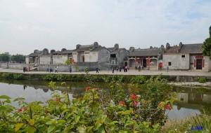 【佛山图片】广东第一村 --- 岭南民居之大旗头古村