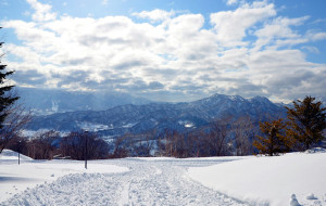 札幌娱乐-藻岩山滑雪场
