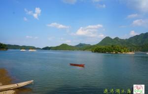 【浦江图片】远山近水,临水而居———通济湖水库
