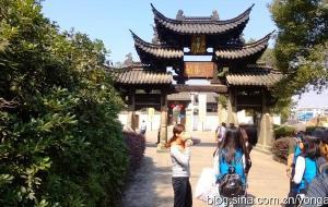 【龙游图片】走遍衢州:龙游民居苑,整体民居的无损搬迁