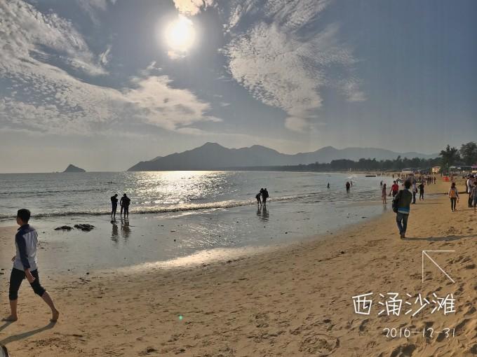 小茂de地图〖深圳大鹏半岛历险记〗苹果7p手拍小游记