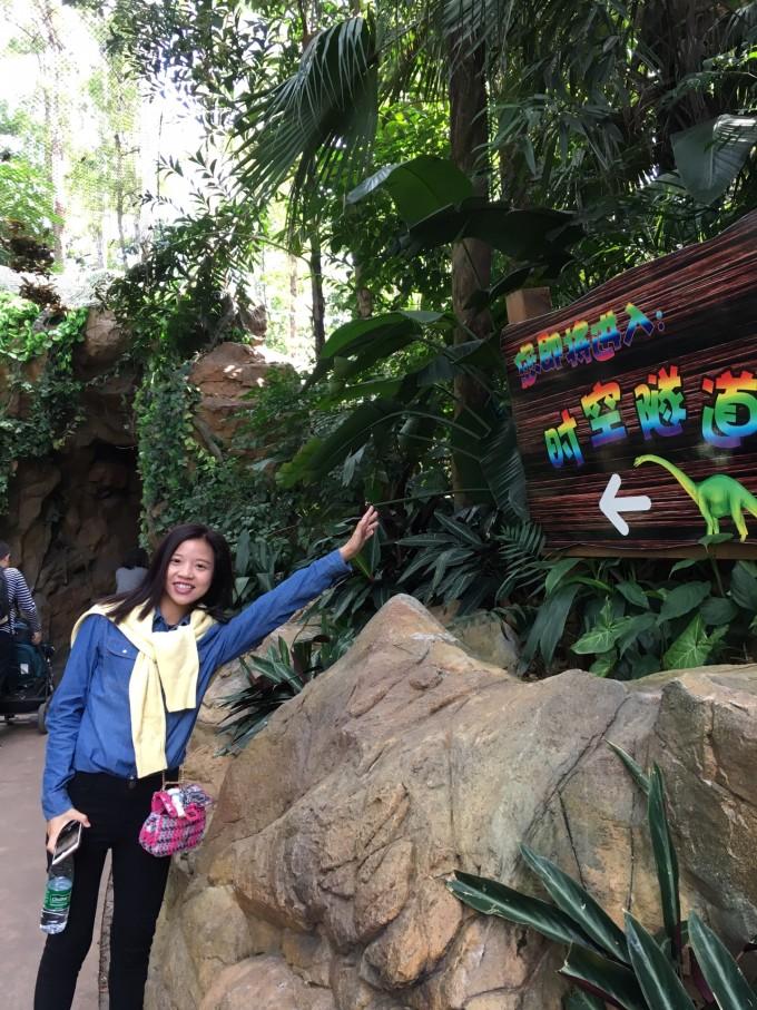长隆野生动物园游记,广州旅游攻略