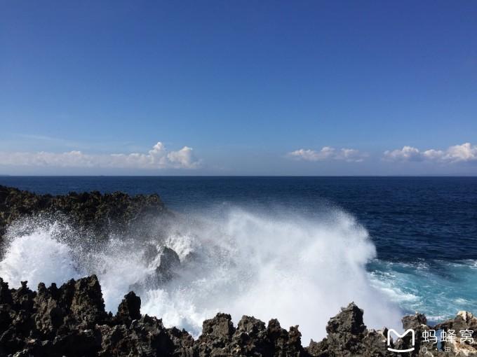 巴厘岛那一抹蓝