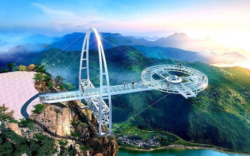 北京及周边五大玻璃栈道,背你走完,就嫁了吧!
