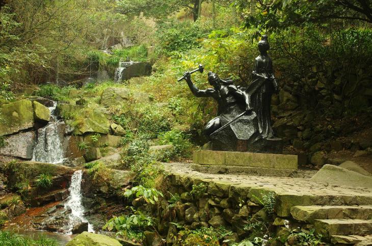 国家级风景名胜区,国家森林公园),为天目山之余脉,位于浙江省湖州市