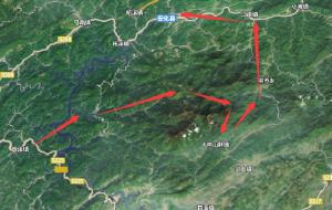 【溆浦图片】越湘中最高之巅,越古马帮之路,寻安化黑茶之道,探龙脉九龙池,一场说走就走的徒步穿越之行。