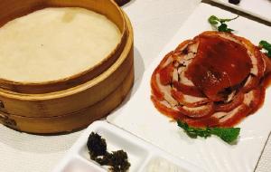 北京美食-四季民福烤鸭店(故宫店)