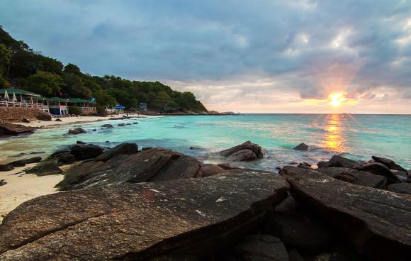 沙美岛4天3晚全景深度游(海边度假 全程0购物 海岛风光 全程四星酒店