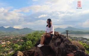 【老挝图片】琅勃拉邦,清白流年游无欲之城