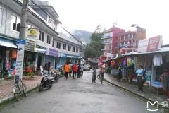 南亚尼泊尔佛教之行...博卡拉街景随拍