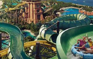 迪拜娱乐-亚特兰蒂斯水世界冒险乐园