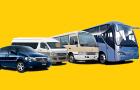 武汉/鄂州/黄冈/黄石旅游大巴包车,自由行包车,5至55座商务车中巴/大巴车(可定制行程)