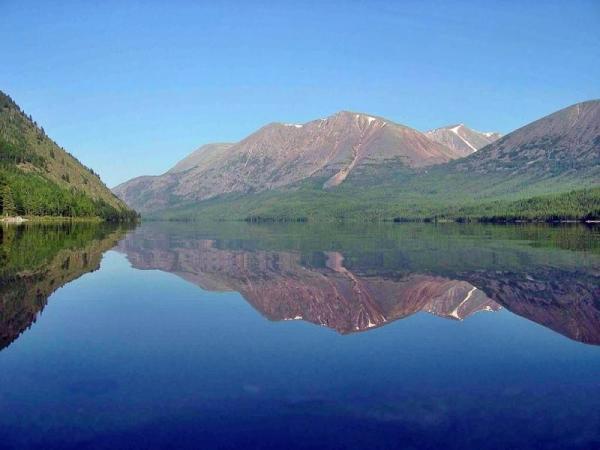 贝加尔湖一年四季的美景
