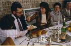 以色列犹太人安息日家庭晚宴