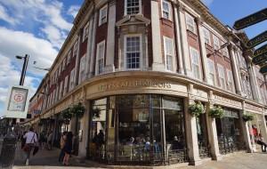 英国美食-贝蒂茶室