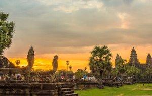 吴哥窟娱乐-Angkor Vision Tour