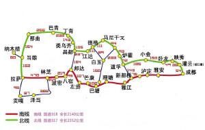 【川藏北线图片】川藏北线自驾游|最美中国西藏行