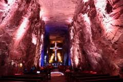 哥伦比亚行(五)波哥大地下盐教堂