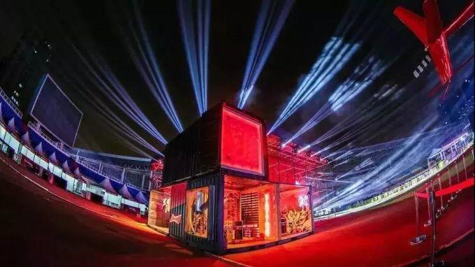 這個春節,大明宮燈光秀即將驚艷全城!圖片